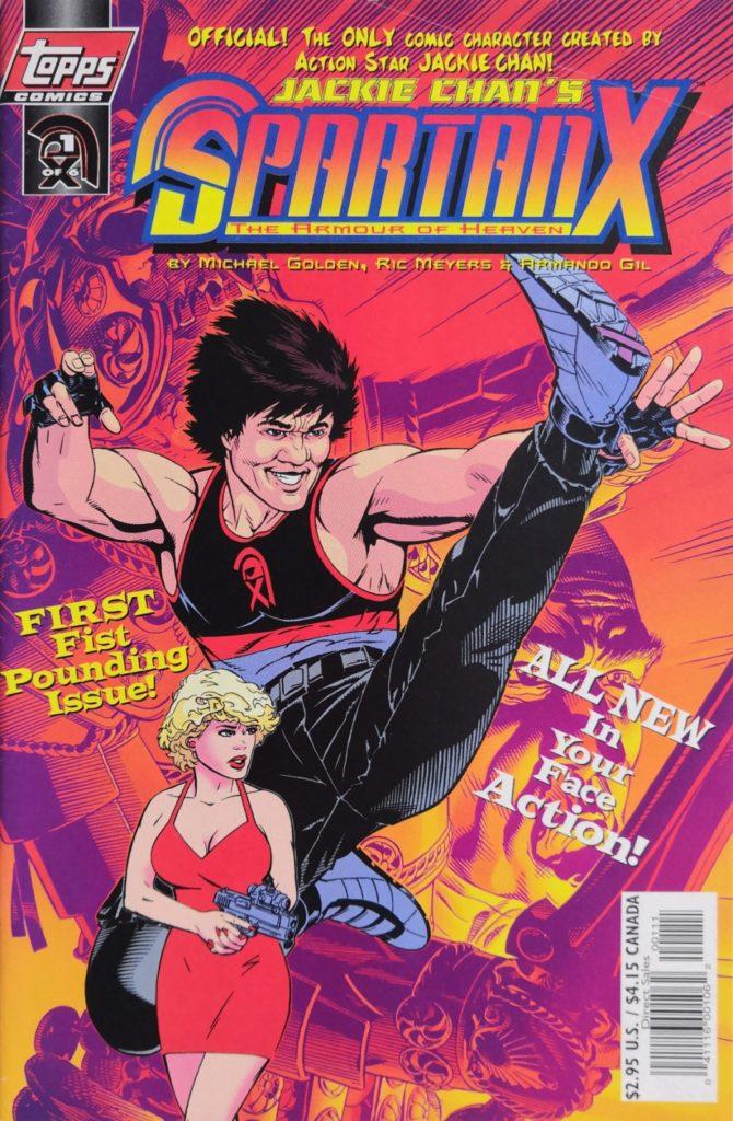 Ausgabe 1: Enter The Spartan erschienen im Mai 1997