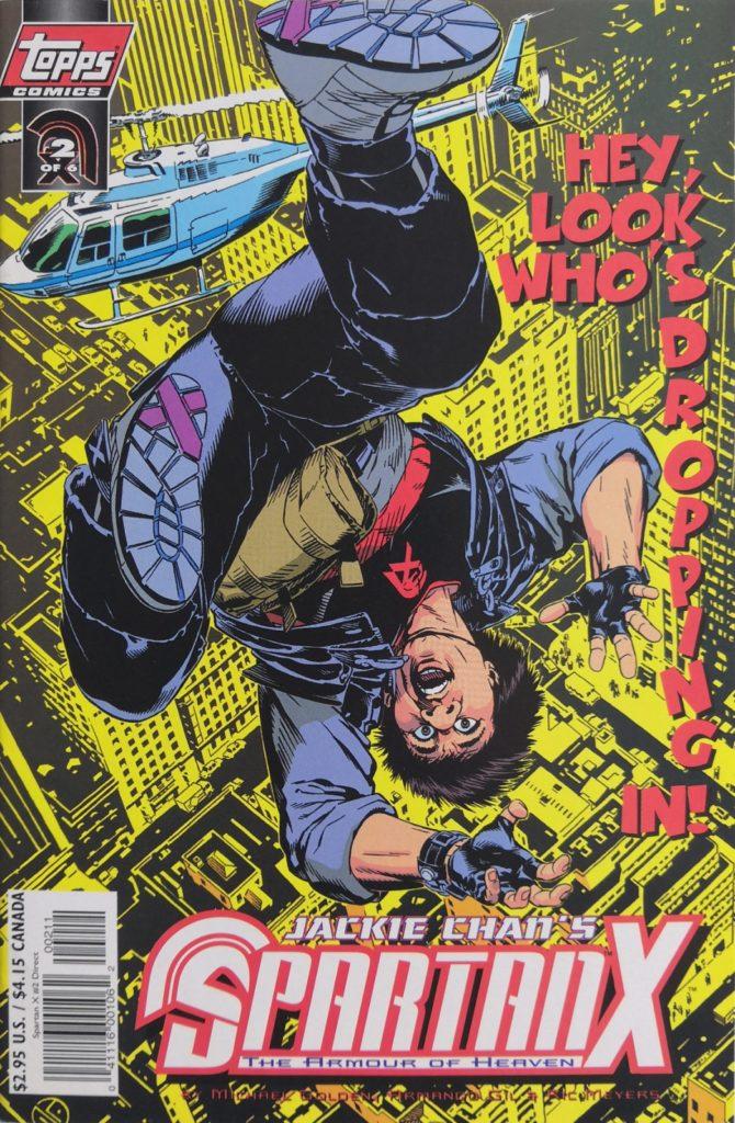 Ausgabe 2: From Russia With Apocalypse erschienen im Juni 1997