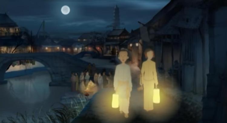 Ausschnitt aus ''The Wind'' - copyright 2004 by miluku Technology