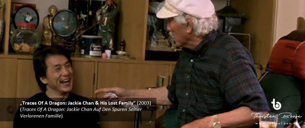 """""""Traces Of A Dragon: Jackie Chan & His Lost Family"""" (2003)"""