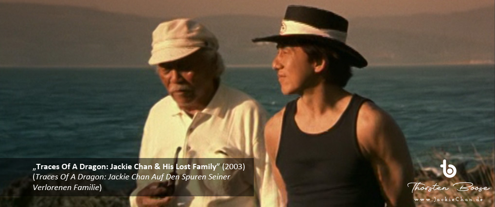 """Traces Of A Dragon: Jackie Chan & His Lost Family"" (2003)"